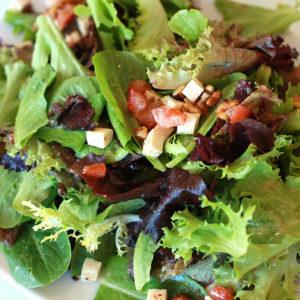 salade noix roquefort